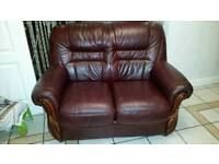 Lovely 3-2 seater and puff