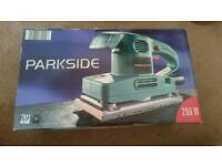 Parkside Orbital Sander Brand New In Box