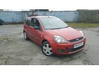 For sale Ford Fiesta 06 plate 1.2 petrol MOT 4 months full V5 cheap tax cheap insurance