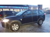 Chevrolet CAPTIVA LT (Diesel) & Fresh MOT For Quick Sale