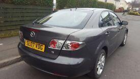 Carbon grey Mazda 6TS, Very good condition