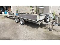 Ifor Williams Beavertail Trailer