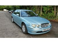 Rover 75 - solid, reliable runner