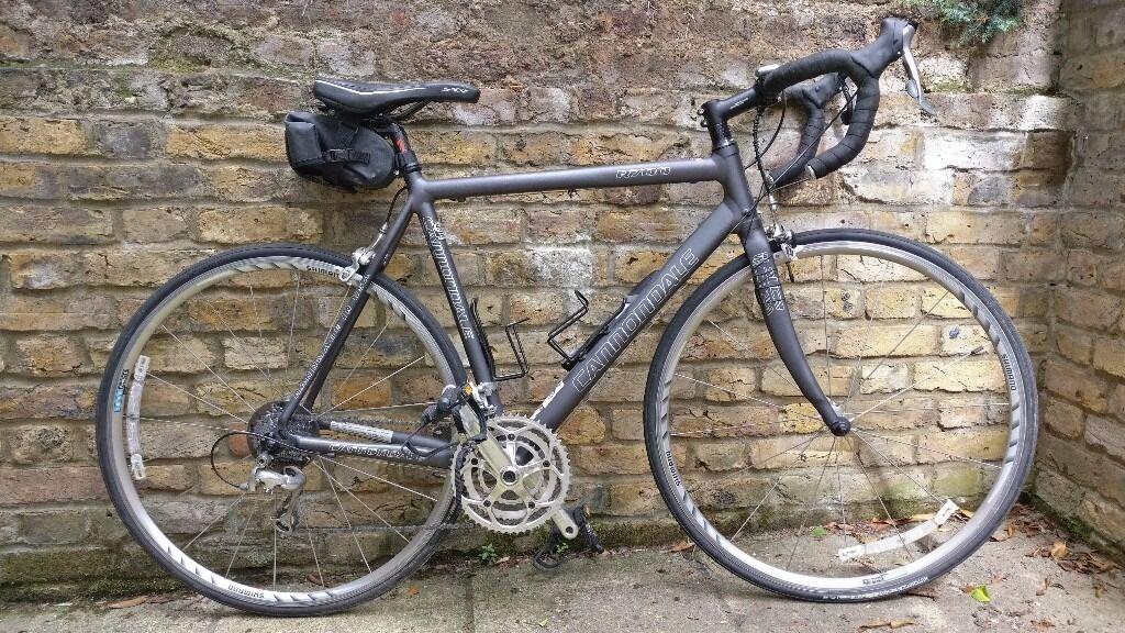 Cannondale R700 54cm Road Bike - 2005 model