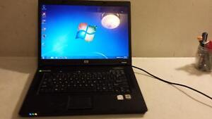 Used Compaq NX7400 Core 2 Duo Laptop with DVD and Wireless