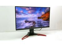 Acer Predator XB271HU G-sync IPS 165HZ 2560X1440 1440P PC Gaming Monitor ULMB Not Asus ROG