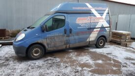 Renault Trafic high roof 09