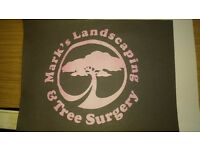 marks landscaping and tree surgery