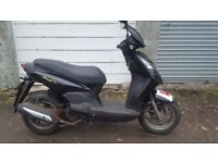 125 MOPED SCOOTER SYM SYMPLY 2 125 2016