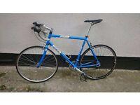 Genesis equilibrium 2012 Bicycle Road Bike new components