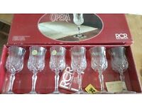 Opera RCR Sherry Glasses