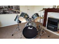 Pear Export-Series Drum Kit LIKE NEW