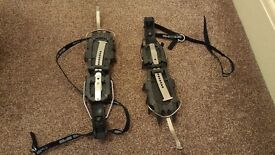 DMM Crampons and Troll carry case