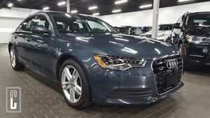 2014 Audi A6 2.0T TECHNIK PKG TOP OF THE LINE