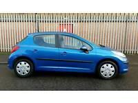 2007 Peugeot 207 S HDI 1.6 5dr. Full year MOT. Diesel. Astra corollamegane fiesta focus