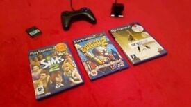 Playstation 2 Controller & Accessories