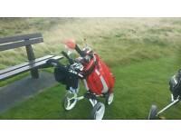 Puma Golf/Cobra Tour Bag