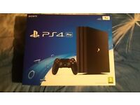 Ps4 PRO 1tb + Fallout 2 + Dishonored 2 + The Division