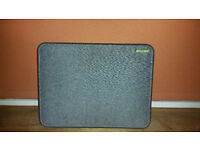 """Incase Luxury 13"""" Laptop Sleeve ..great for macbook or other 13"""" laptops!"""