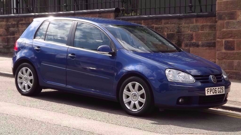 2006 Volkswagen Golf 2.0 GT TDI Automatic, Full Service History, Full Leather Interior, Long MOT!