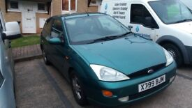 Ford focus,good clean car 450