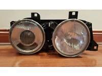Bmw e34 headlights