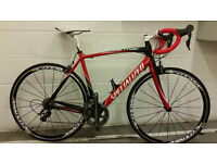 Specialized Tarmac Expert Full Carbon Road Bike,Dura Ace,Mavic,focus,giant,trek,felt,cube,bianchi