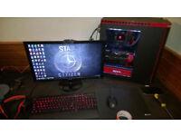 NZXT Gaming PC - i7 5960x / GTX 980 / 16gb ram /NVMe 500gb Samsung/ 1tb hdd / Water cooled
