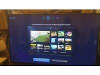 48 inch samsung Led smart 3D television