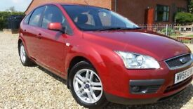 Ford Focus 1.6 Ghia 5dr - 56 Reg - Lovely condition