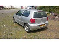 VW Polo 1.4match 3 door 12 months MOT perfect runner, cheap, reliable, good to go