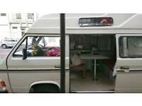 VW T25 1988 (new engine, brakes, exhaust and MOT)