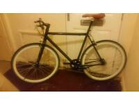 Fixie single speed no logo