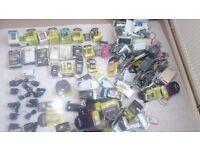 Joblot mobile phone accessories, Iphone, blackberry, Samsung, Nokia