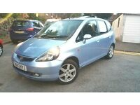 HONDA JAZZ SPORTS 1.3 I-DSI 5dr (53) 2003 Petrol
