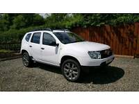 Dacia Duster 64 Reg.Low mileage and still under Manufacturers Warranty