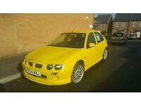 MGZR Low mileage long MOT