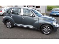 2006 Chrysler PT Cruiser Limited 2.2 Diesel manual, 97000miles, MOT July 17