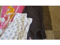 Girls bundle of clothes age 6 to 7 years