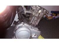 Yzf R 125/WR125 engine