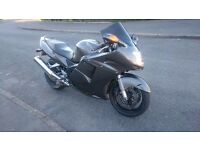 1998 HONDA SUPER BLACKBIRD XX, GENUINE HONEST BIKE