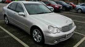 Mercedes benz c220 2004