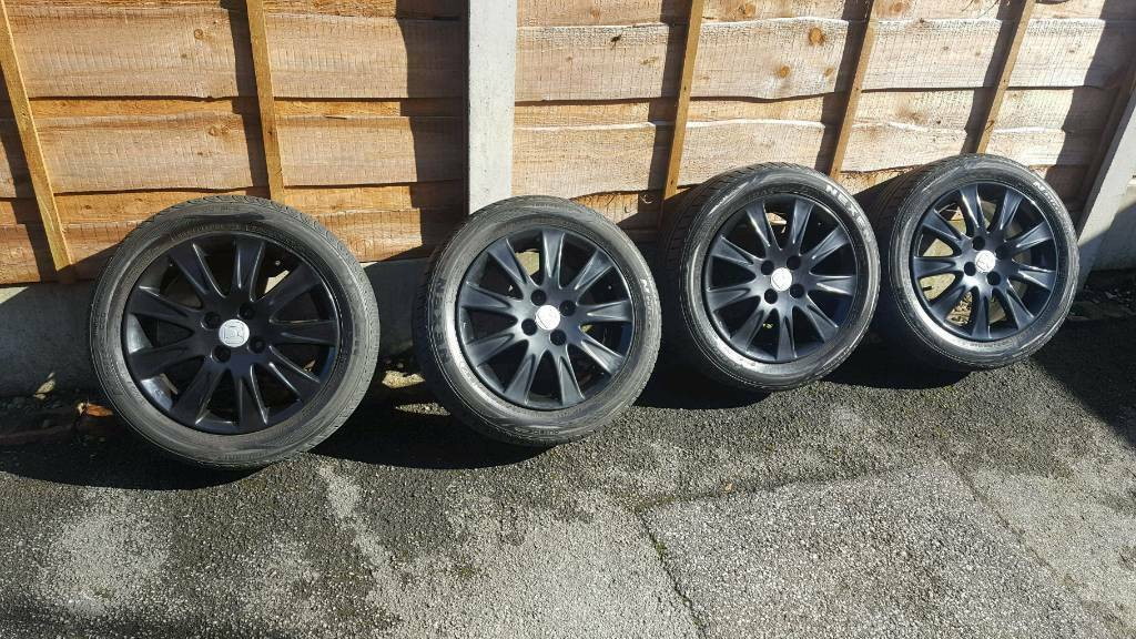 Honda Jazzcivic 15 Inch Alloy Wheels In Wakefield West Yorkshire