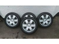 CITROEN C4 ALLOY WHEELS
