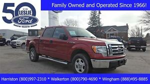 2011 Ford F-150 XLT 4X4 | One Owner | Tow Pkg