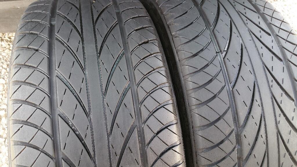215 50 17 2 x tyres Westlake SV308