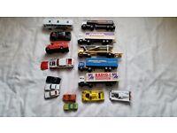 Corgi cars and lorries