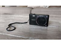 Sony DSC-WX350 Compact Camera with 20x Optical Zoom, Wi-Fi and NFC