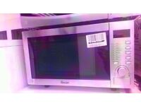 Swan Silver Brand New Microwave oven