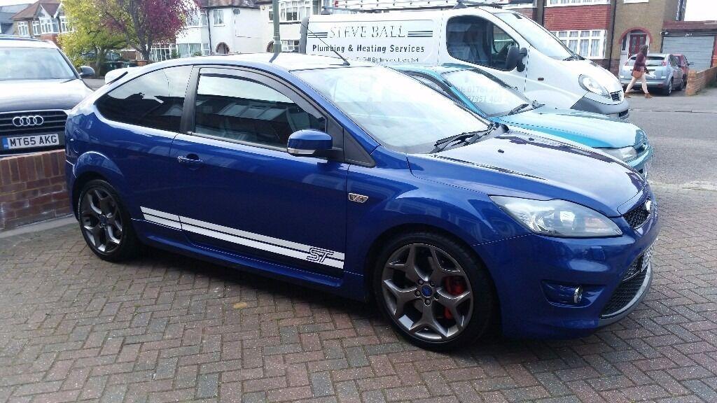 ford focus st  facelift model  ashford